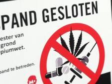 Woede om plakkaat 'dit is een drugspand' na undercoveractie in Baarle-Nassau