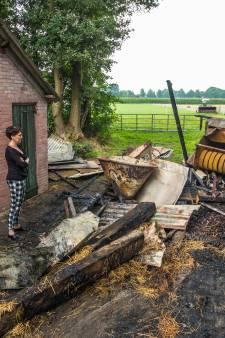 Nachtelijke schuurbranden zetten Veluws dorp op zijn kop: 'Om vier uur 's nachts stond de buurman op de ramen te bonzen'