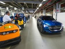 """Une reprise de l'activité chez Audi après Pâques? """"Surréaliste"""", selon la FGTB"""
