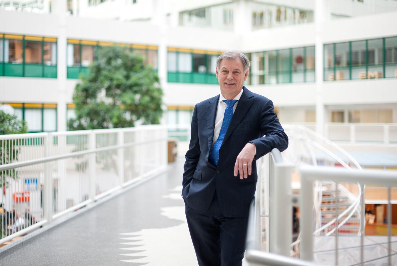 Wim van Harten, bestuursvoorzitter van Rijnstate.