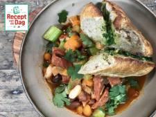 Recept van de dag: Chorizo-bonenstoofschotel