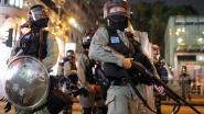 Opnieuw traangas ingezet tijdens protesten in Hongkong
