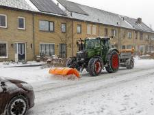 Zestig man strooien ruim 450.000 kilo zout in Meierijstad