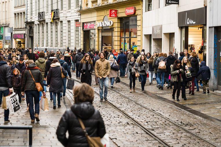 Het hele weekend lang feest voor de klanten in Gent