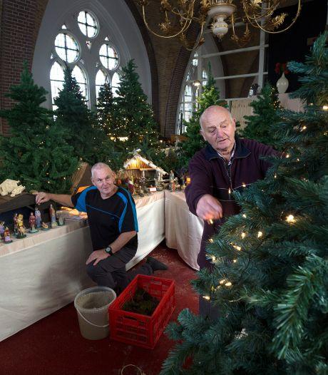 Willy richt eigen kerstshow in: 'Intratuin van Giesbeek' mikt op duizend belangstellenden