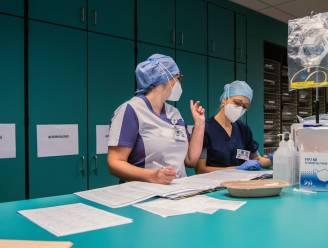 Coronacijfers AZ Sint-Blasius blijven dalen: minder dan tien opnames