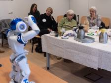 Bloempotagenda, slimme luier, robotkat: zorg klaar voor toekomst