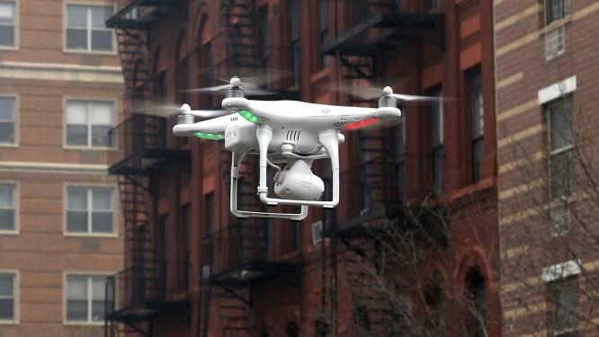 Belgische wetten helemaal nog niet klaar voor drones voor consumenten