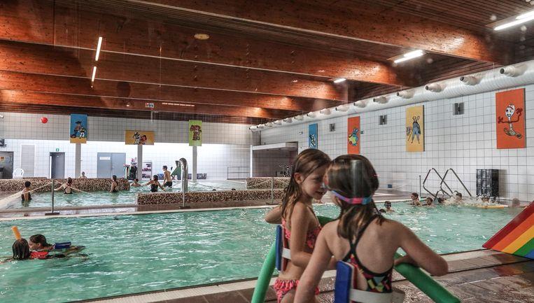 Ieper is klaar voor de heropening van het stedelijk zwembad. (Foto genomen voor de coronacrisis)