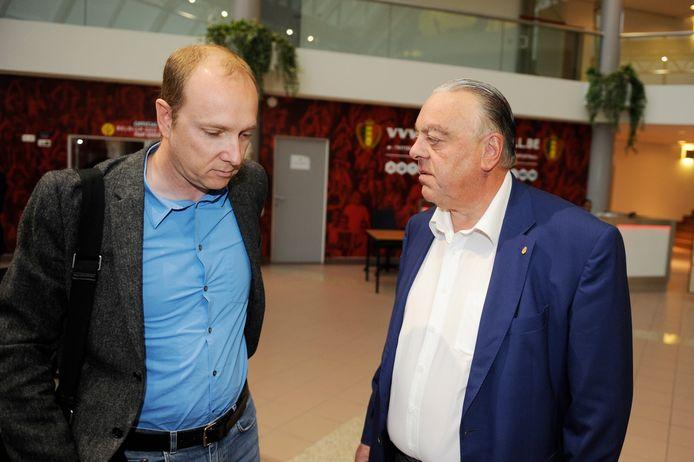 Olivier Somers en Johan Timmermans
