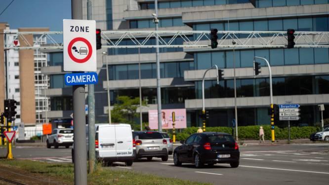 """Lage-emissiezone leverde Antwerpen op vier jaar al 45 miljoen euro aan boetes op: """"Stijging in 2020 was te brutaal"""""""