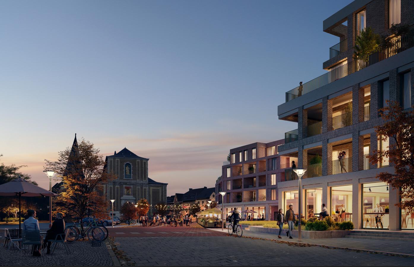 De Kwintsite van Zonhoven zal tegen 2024 volledig worden vernieuwd.