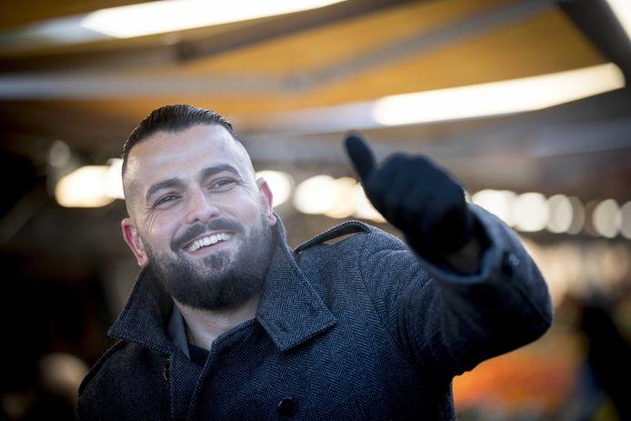 Cemil Yilmaz is in de lijsttrekker van de door de islam geïnspireerde partij Nida in Den Haag.