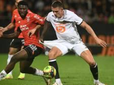 Nederlaag bij Lorient volgende tik voor titelverdediger Lille
