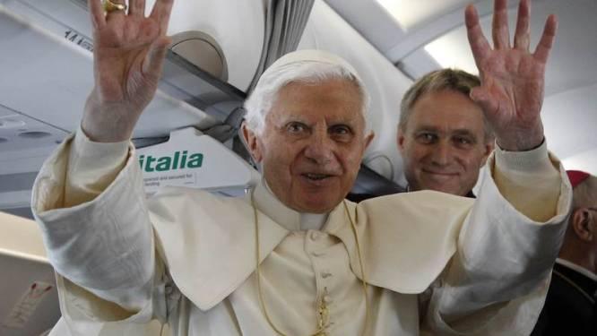 """Paus: """"Pedofilie is ziekte waarbij de vrije wil is uitgeschakeld"""""""