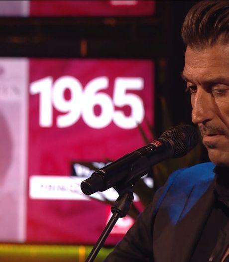 Danny Vera weer op 1 in de Zeeuwse Top 40