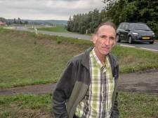 Aanwonenden willen 'geluidsflitspalen' op Duffeltdijk Kekerdom: Peter heeft oorsuizen door herrie van motoren