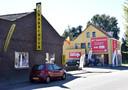 Huizen, schuren, shops: er is vanalles in Baarle Hertog waarin tabak verkocht wordt.