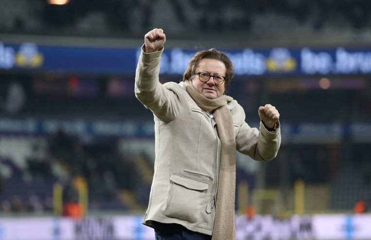 Marc Coucke reageerde bij Humo op de huidige situatie bij Anderlecht.