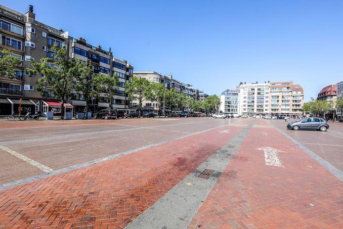 Er zijn voortaan op twee locaties marktvrijdagen: de Grote Markt (foto) en het Koning Leopold III-plein.