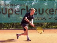 Gorcums tennistalent voor sport én studie naar Amerika: 'Mijn mentaliteit is sterkste punt op de baan'