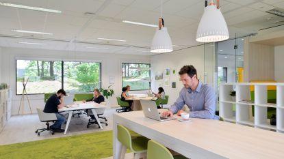 Studenten kunnen blokken in coworkingplekken van Regus