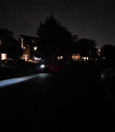 Tientallen Brabantse plaatsen zonder straatverlichting door update