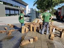 Fire-Up mag in Oisterwijk weer gaan draaien, wel onderzoek naar locatie van aanmaakblokjesfabriek