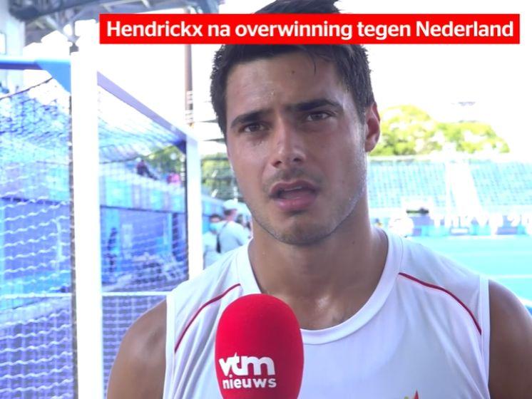 """Alexander Hendrickx is hattrickheld bij de Lions: """"Altijd leuk als er een paar invliegen"""""""