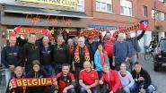 Herenthoutse supportersclub 'Red Devils de Lux' trekt al vijf jaar met volle bussen naar thuiswedstrijden van de Rode Duivels