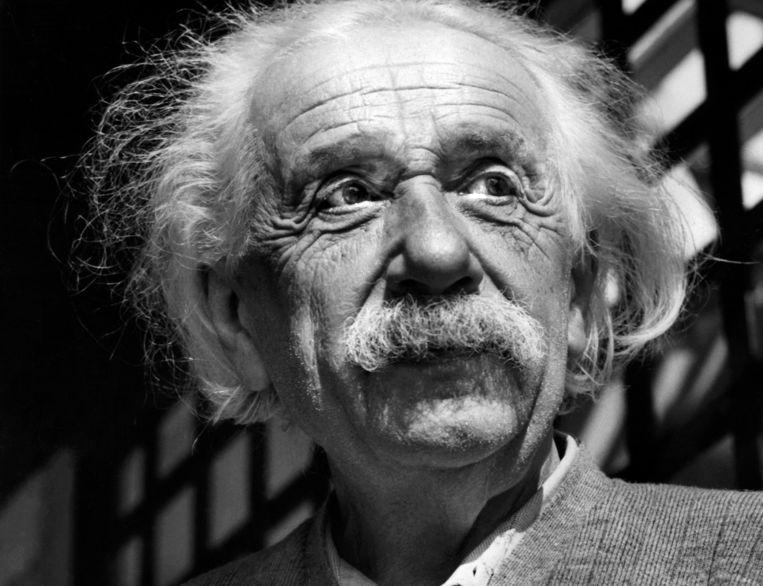 Brief Van Albert Einstein Over Antisemitisme In Duitsland