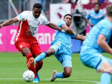 Willem II laat zich door tien man van FC Utrecht aftroeven