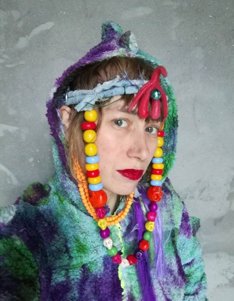 Melanie Bojano Beeld Melanie Bojano