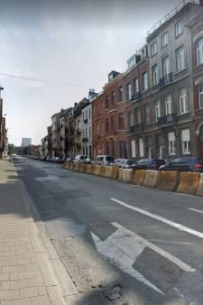Un véhicule fonce sur un policier qui sécurise les lieux d'un accident à Bruxelles