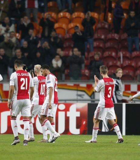 Clubs in de Eredivisie leggen rode loper uit voor Ajax