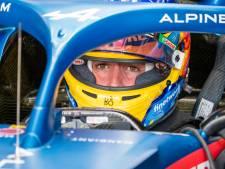 Ook Alonso incasseert 'motorstraf' in Texas