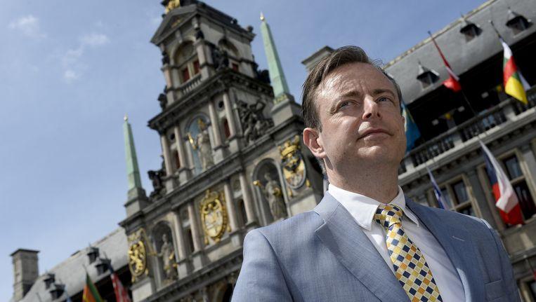 Bart de Wever, voorman van de N-VA. Beeld belga