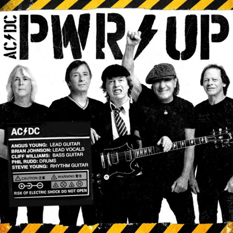 AC/DC, Power Up. Beeld