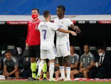Avec Hazard, le Real s'impose facilement contre le Celta, triplé de Benzema