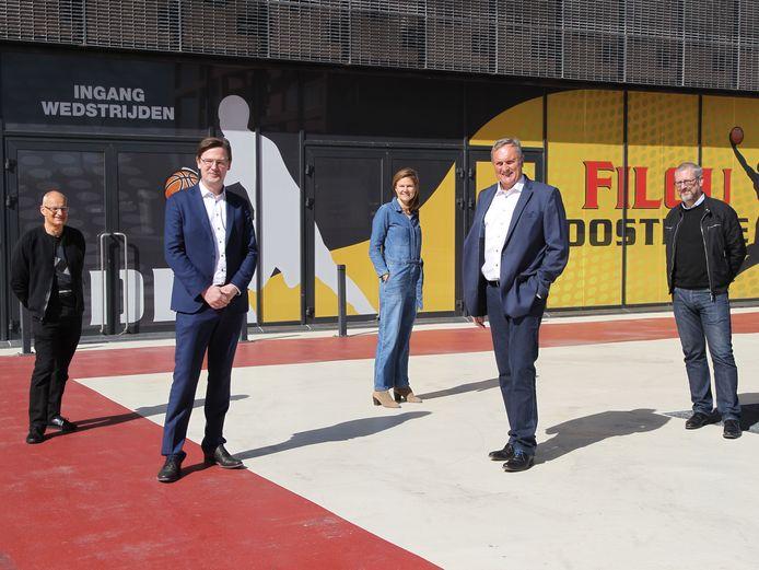 Basket@Sea wil de grootste basketfamilie van Vlaanderen worden.