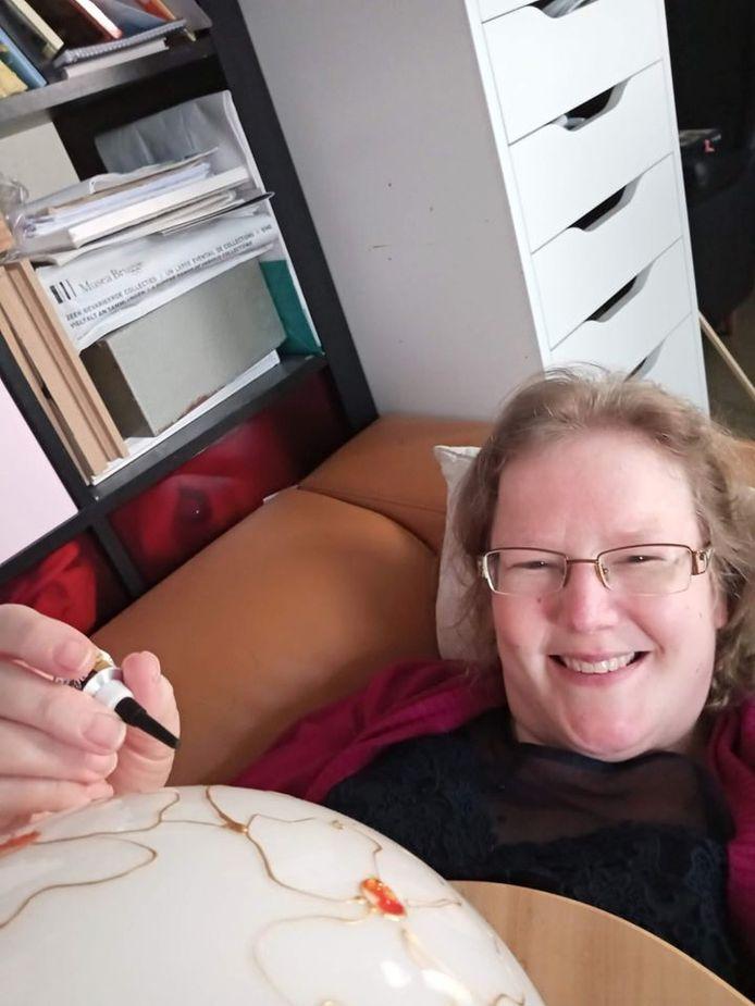 Karen Vande Casteele.