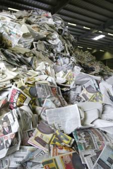 Pas op met opmerkingen over oud papier: 'Stumpert'