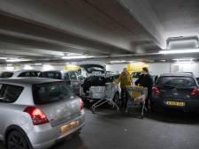 Hard alarm in de parkeergarage: 'Oooh, dat gebeurt zo vaak joh'