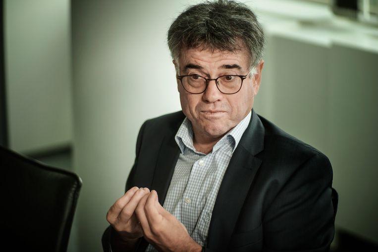 Herman Diricks, voorzitter van het voedselagentschap FAVV. Beeld Eric de Mildt