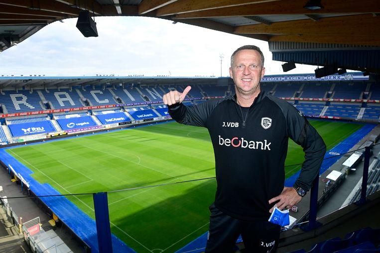 John van den Brom. Beeld Photo News