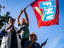 FNV dreigt met nieuwe staking academische ziekenhuizen