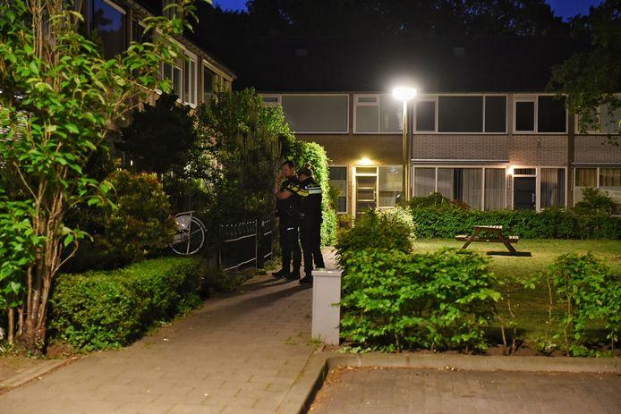 Woningoverval in Tilburg