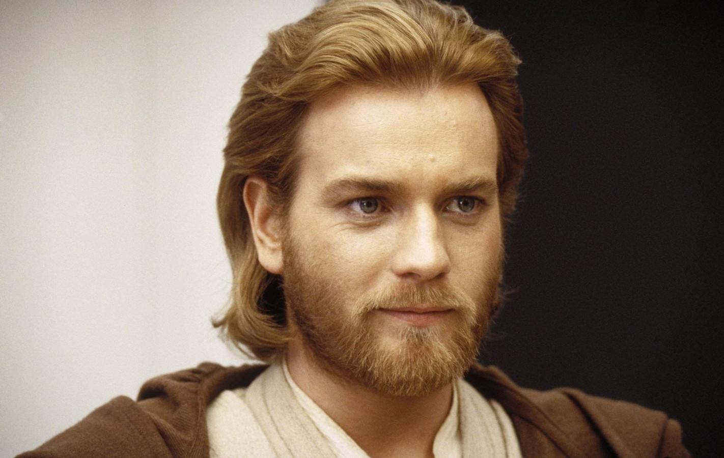Ewan McGregor als Jedi Obi-Wan Kenobi