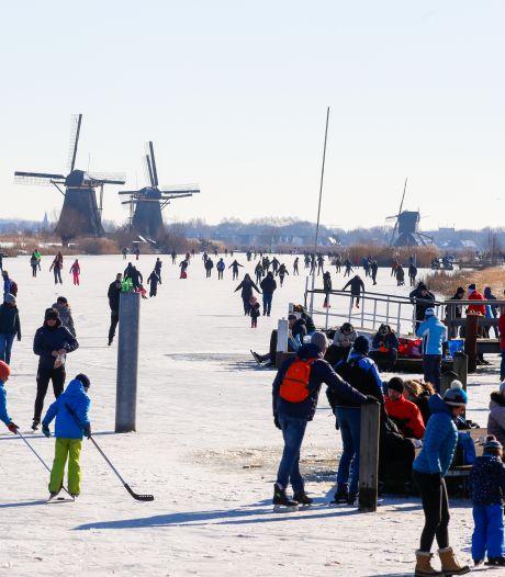 Veiligheidsregio: Kinderdijk is vol