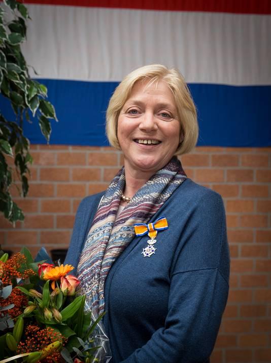 Wethouder Lyda Sneevliet.